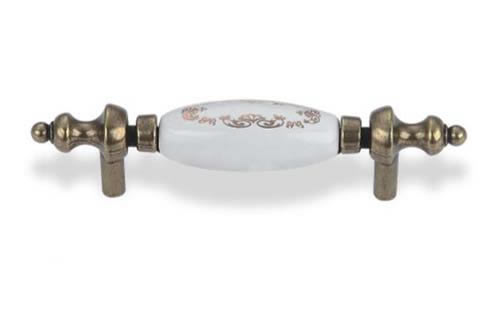 Ceramic cabinet handles