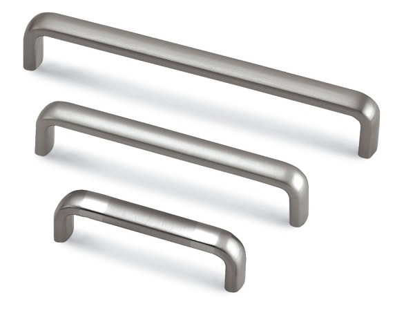 Stainless steel kitchen cabinet door handle