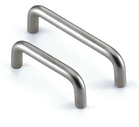 T bar stainless steel handles